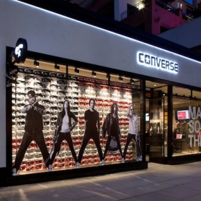 Now Open: Converse Santa Monica