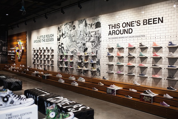 51201181c06 Now Open  Converse Santa Monica How To Make It