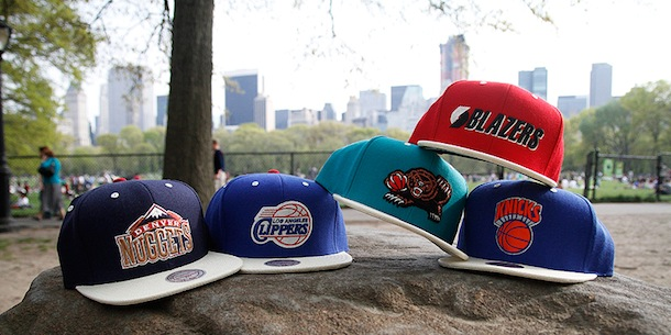 "07f3bf8f EastWest x Mitchell & Ness ""Earth Day"" Snapback Collection 