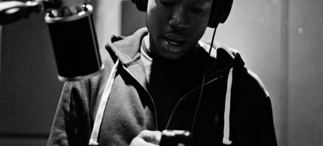 Exclusive: In The Studio With Freddie Gibbs