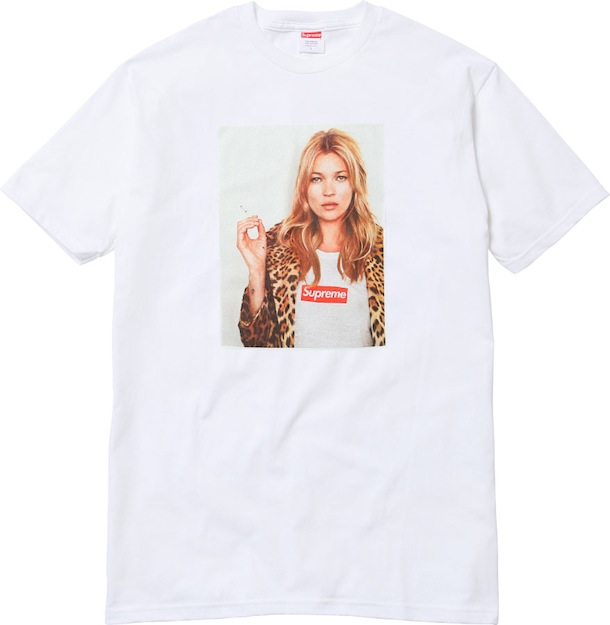 Kate Moss x Supreme T-Shirt