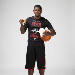 Kyrie Irving's Commercial For Foot Locker