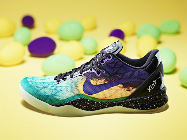 "Nike Kobe 8 System ""Easter"" Edition"