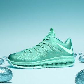 "Nike LeBron X Low ""Easter"" Edition"