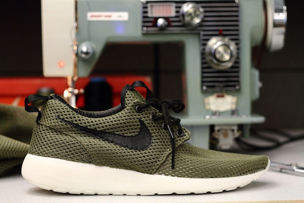 nike chaussures personnalisées athlète - Exclusive: The Story Behind The Nike Roshe Run | How To Make It