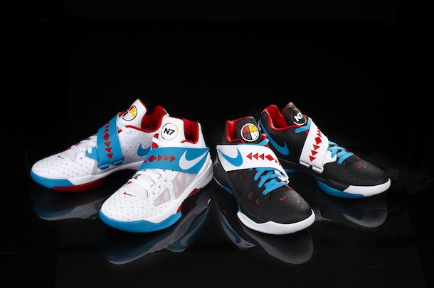 Nike Zoom Kd Iv N7 Edition How To Make It