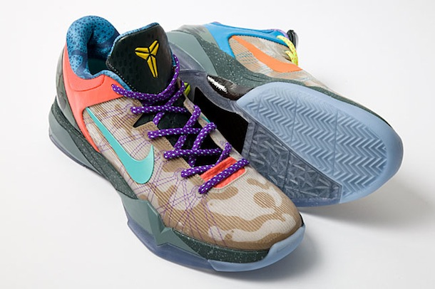 Nike Zoom Kobe Vii System What The Kobe Pack - Musée des ... 4a48ab25d