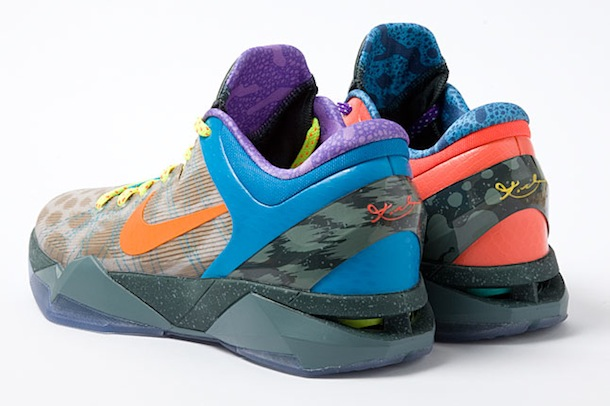 "Nike Zoom Kobe VII System ""What The Kobe"" Edition"