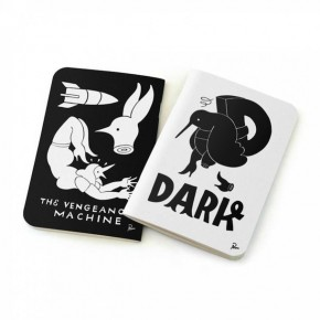 "Parra ""The Vengeance Machine"" Pocket Notebook"