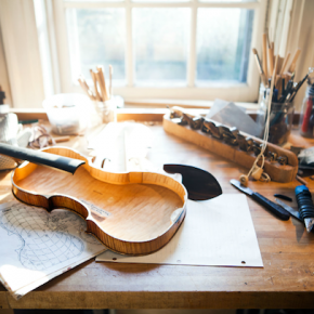 Made in Brooklyn: The Violin Maker