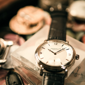 Made in Brooklyn: The Watchmaker